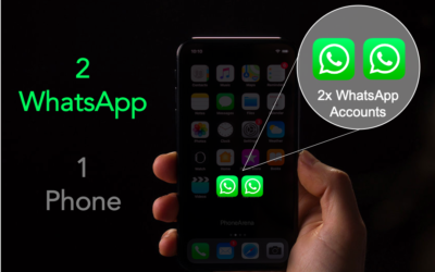 Whatsapp for Business – 2 Numbers 1 Phone
